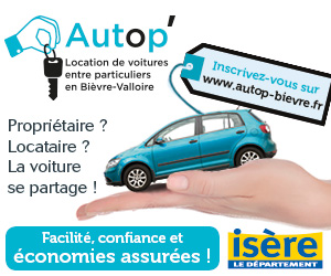 Département de l'Isère - Mobilité - carré VR avril mai 2016