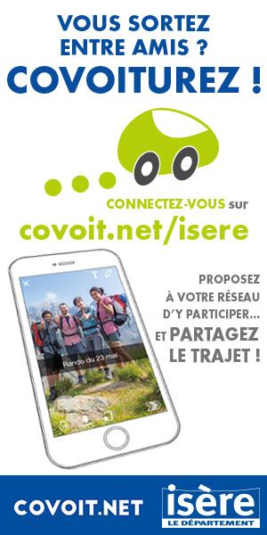 Département de l'Isère - Mobilité - Skyscraper avril 2016