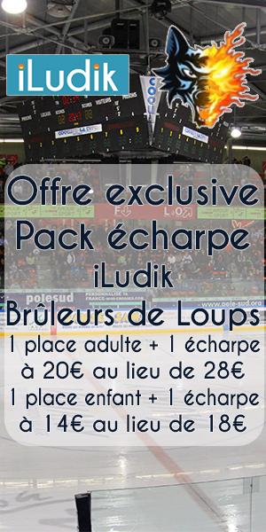 BDL - skyscraper billeterie iLudik pack écharpe