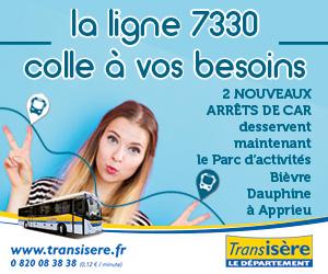Transisère - Carré VR janvier 2018