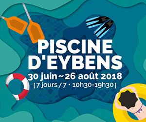 Mairie Eybens - carré GR été 2018 - juillet