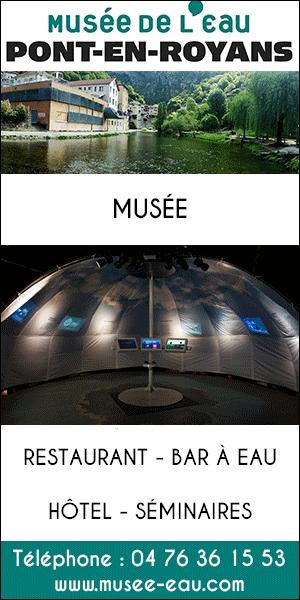 Musée de l'Eau - Skyscraper septembre 2018