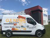 Genin Services Voiron, pompes à chaleur, climatisation, chauffage