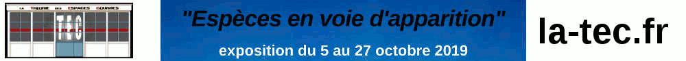 La TEC - Bannière accueil du 06 au 27/10