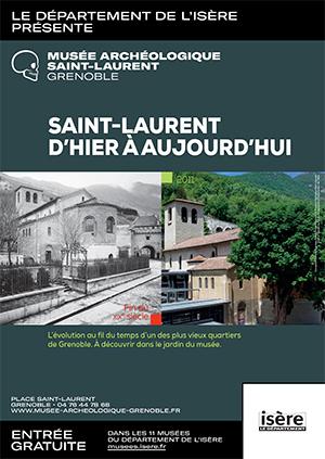 Musée archéologique Grenoble Saint Laurent - Skyscraper septembre 2020