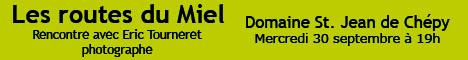 ArtChépy - bannière contenu Routes du Miel septembre 2020