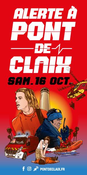 PONT DE CLAIX - Skycraper octobre 2021